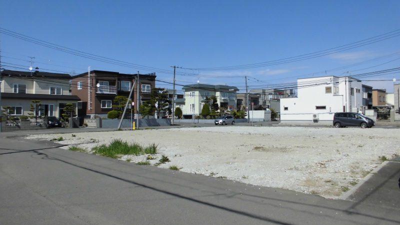 【建築条件付き】札幌市東区北47条東9丁目